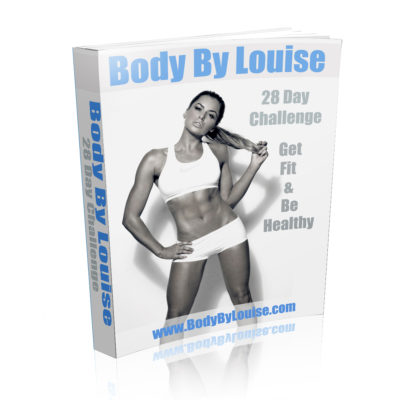 Body By Louise 28 Day Challenge Body