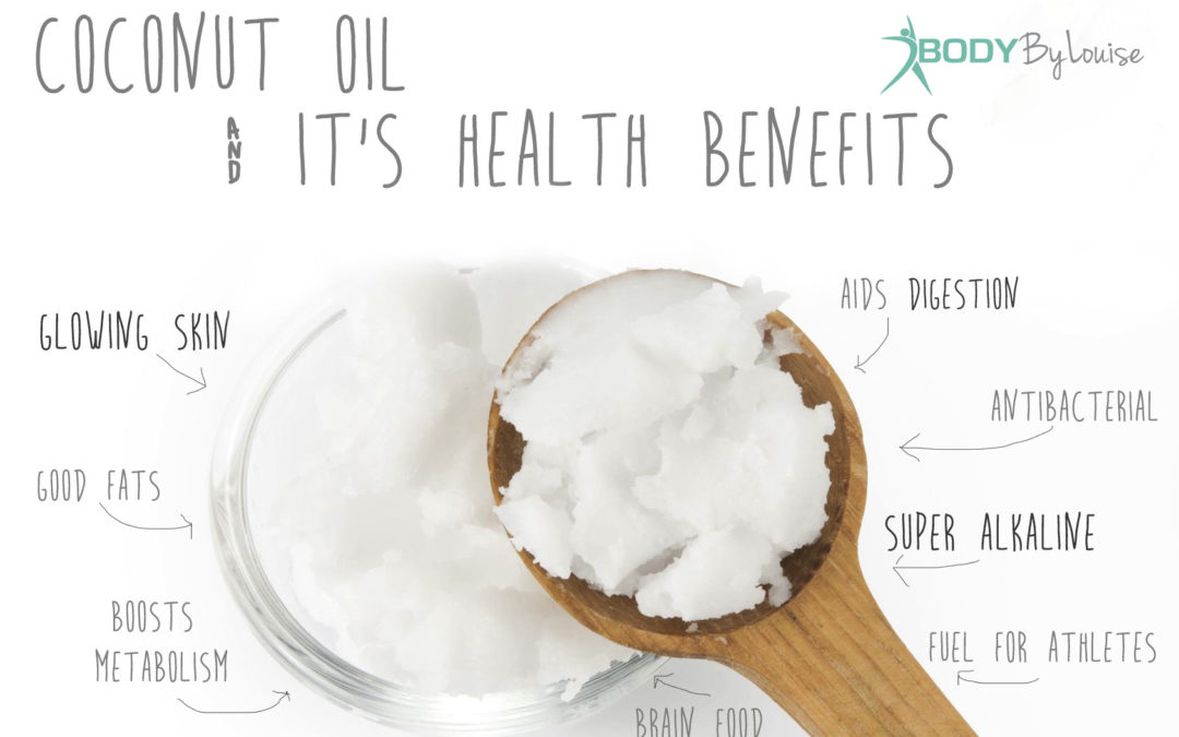 Coconut Oil & It's Health Benefits