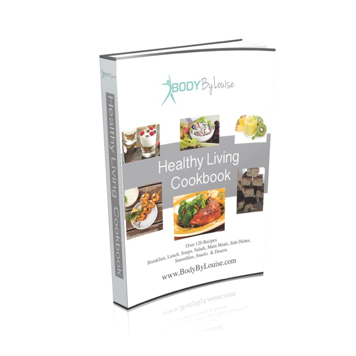 Louise Glover Healthy Living Cookbook