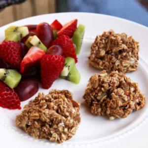 Vegan-Banana-Oatmeal-Cookies